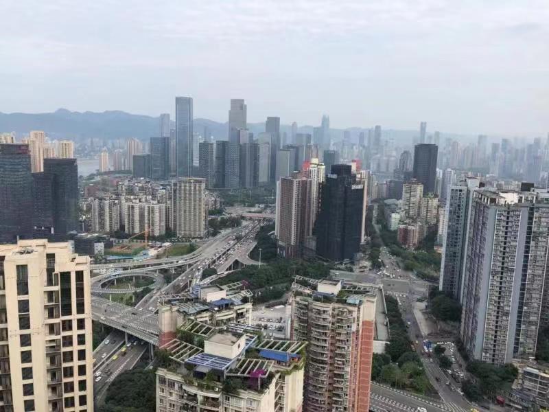 江北核心区域的豪宅项目