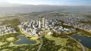 天府国际空港新城:2018年首批启动96个项目